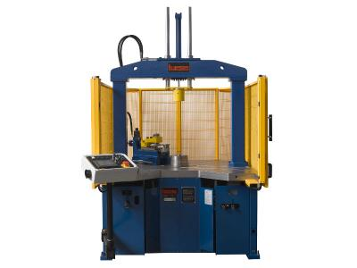 Sheet metal and forming machines