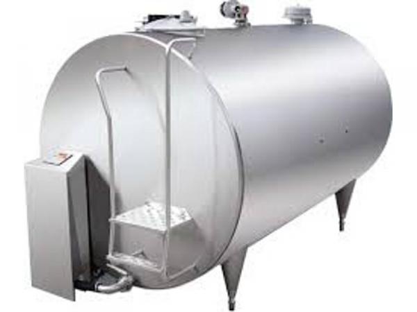 Cooler tanks