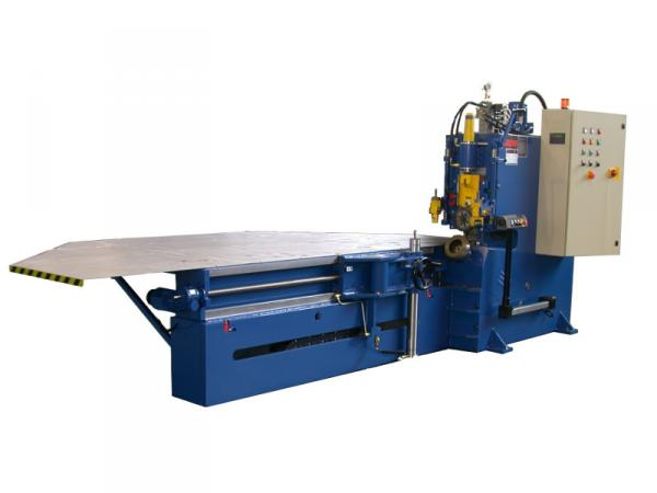 Shear and beading machines series .../3500 and .../5000