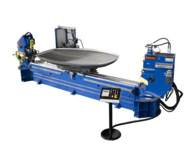 Shear and Beading Machine for Rolled or Rounded Bases