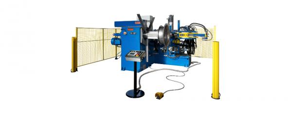 Flanging machine model VBH