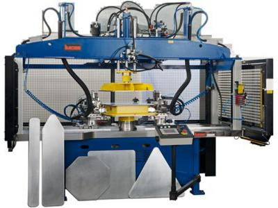 Beading machines for traffic signs: the VBU 2200