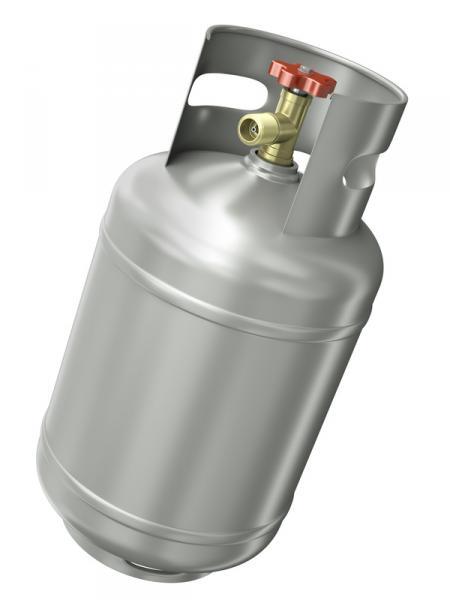 Tanks for gas / fluids pressure